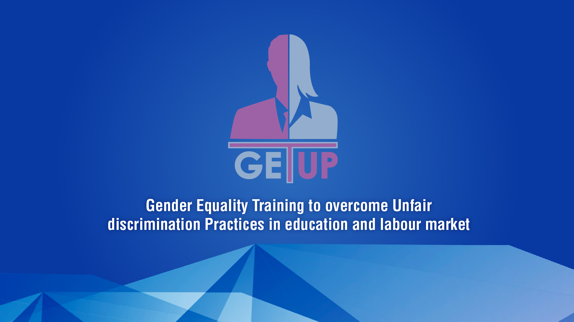 Gender Equality Training